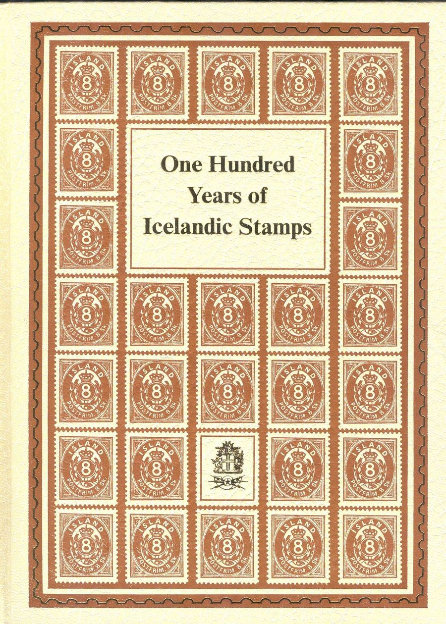 One Hundred Years of Icelandic Stamps. Cubierta anterior. Baja.jpeg