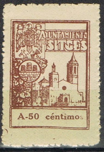 SITGES 50 cts