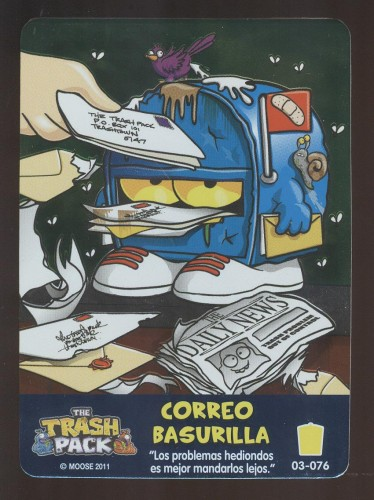 Correo Basurilla 'The Trash Pack Lamincards' 1.jpeg