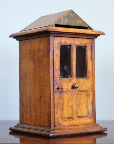 09693r13_Antique_Oak_Letter_Posting_Box_In_Form_Of_Door_.jpg